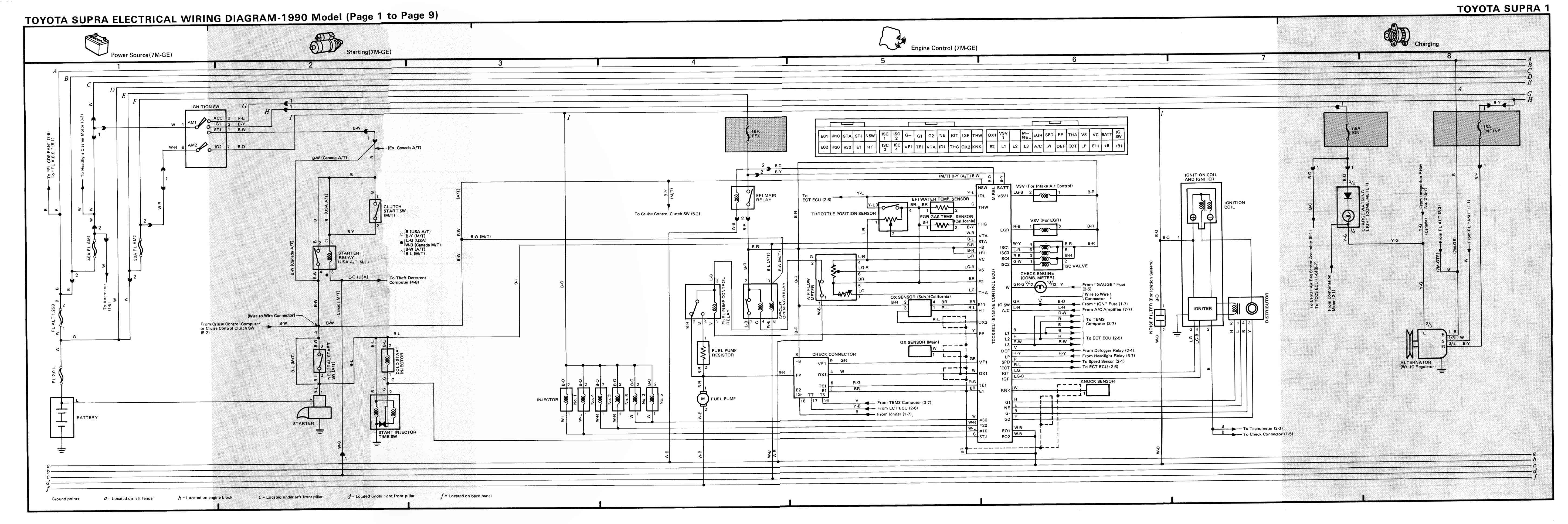 Flyout on Electrical Wiring Diagram For 2jz Ge